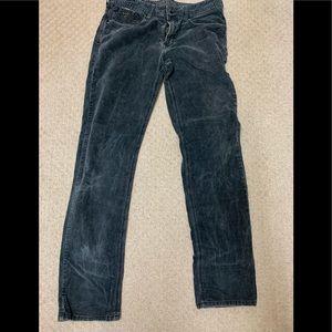 Levi's Corduroy Pants (Slim Straight)
